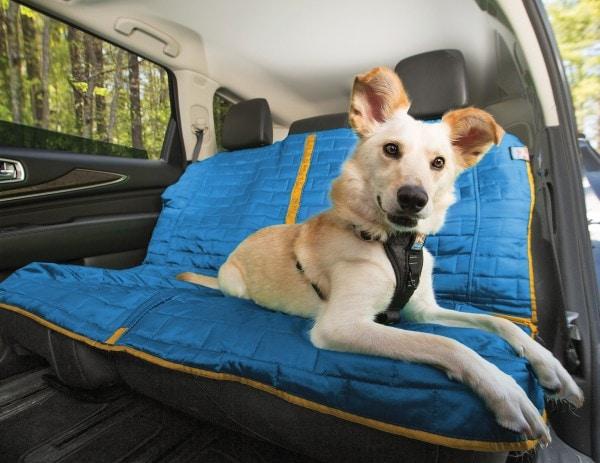 Kurgo Hunde Auto Abdeckung für Rückbank, Auto-Sitzbezug für Hunde und andere Haustiere