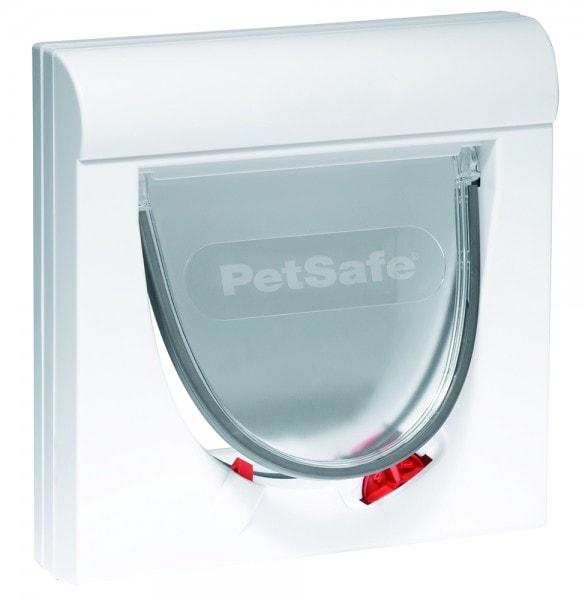 Petsafe Magnetische Katzenklappe mit 4 Verschlussoptionen Staywell Classic