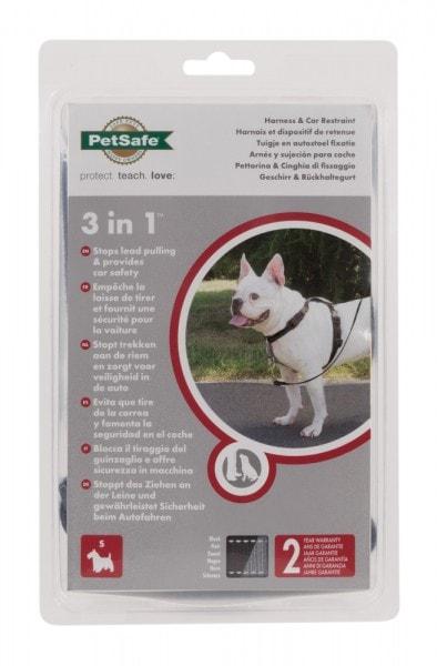 Petsafe 3 in 1™ Geschirr & Rückhaltegurt für Hunde