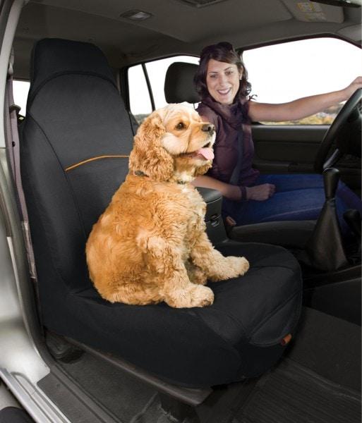 Kurgo CoPilot Hunde-Sitzbezug fürs Auto, lebenslange Garantie