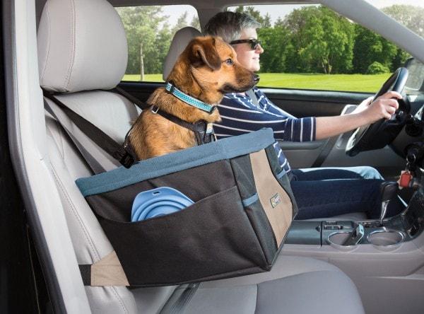 Kurgo Rover Hunde Autositz - Sitzerhöhung