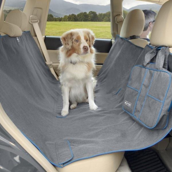 Kurgo 1766 Journey Hängemattenstil, Hunde Zubehör, Sitzbezug fürs Auto, Autozubehör Innenraum