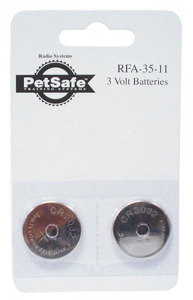 Petsafe 3-Volt-Lithium-Batterie (Doppelpack)
