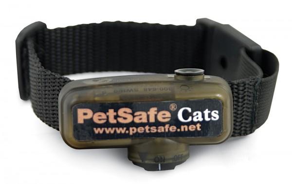 Petsafe Zusätzliches Empfängerhalsband für unterirdisches Deluxe-Rückhaltesystem mit Draht für Katze