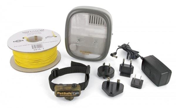 Petsafe Unterirdisches Rückhaltesystem mit Draht für Katzen In-Ground Cat Fence™ Deluxe