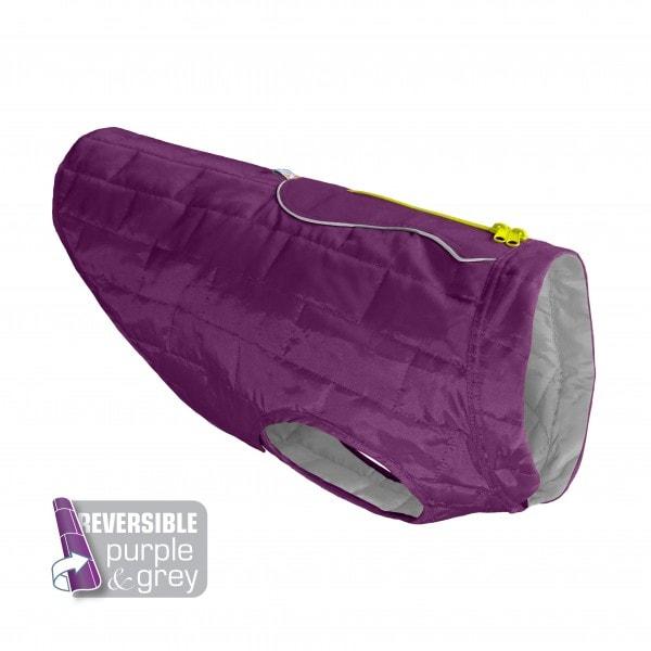 Loft Jacket - Deep Violet/Grey