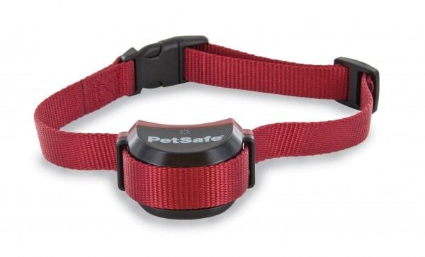 Petsafe Add-A-Dog zusätzliches Empfängerhalsband für drahtloses Rückhaltesystem Stay+Play Wireless