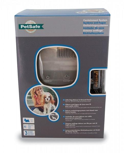 Petsafe Unterirdisches Rückhaltesystem mit Draht für kleine Hunde In-Ground Fence™ Deluxe