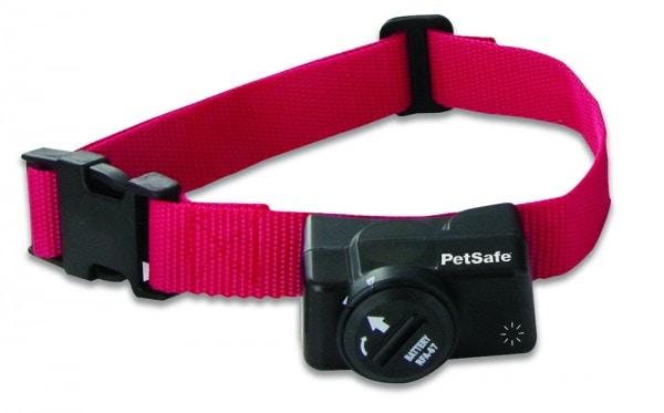 Petsafe Zusätzliches Empfängerhalsband Add-A-Dog für drahtlose Tierrückhaltesysteme Wireless Pet Co